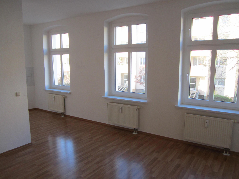Wohnzimmer mit Blick zur ...