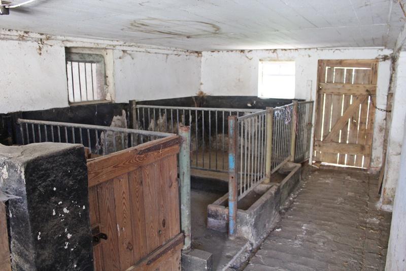 ehemaliger Stall