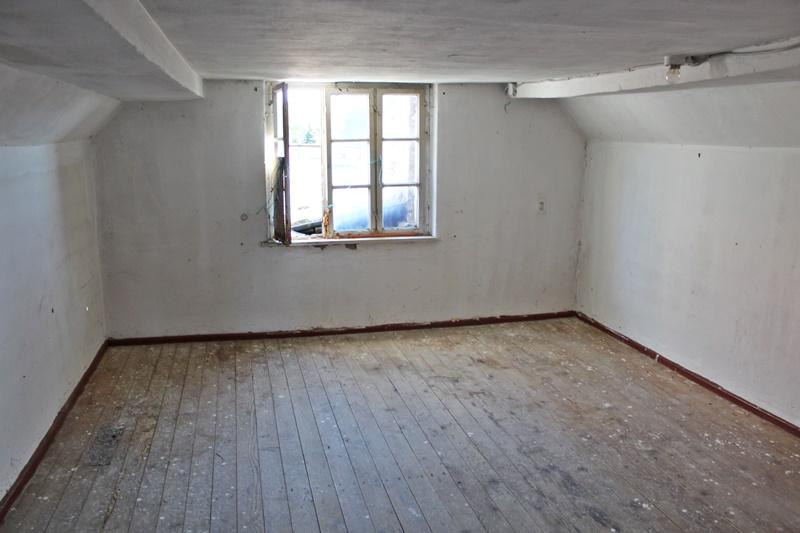 Kammer im Dachgeschoss