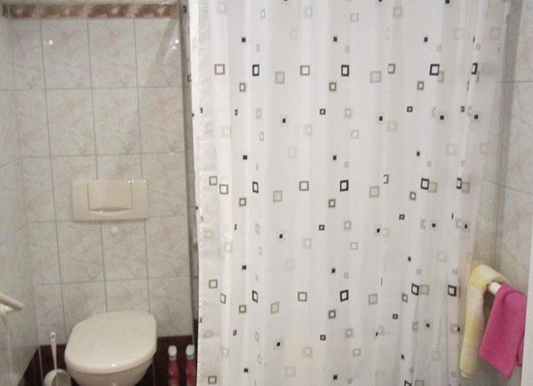 ... ebenerdiger Dusche